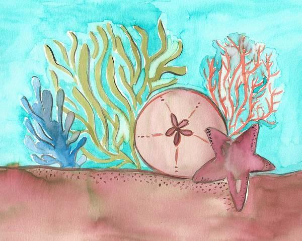 Sea Life II Art Print