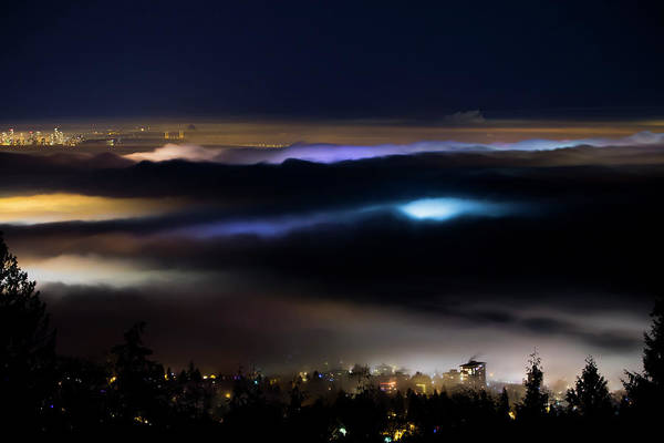 Photograph - Sea Of Fog by Windy Corduroy