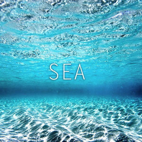Wall Art - Photograph - Sea. by Sean Davey