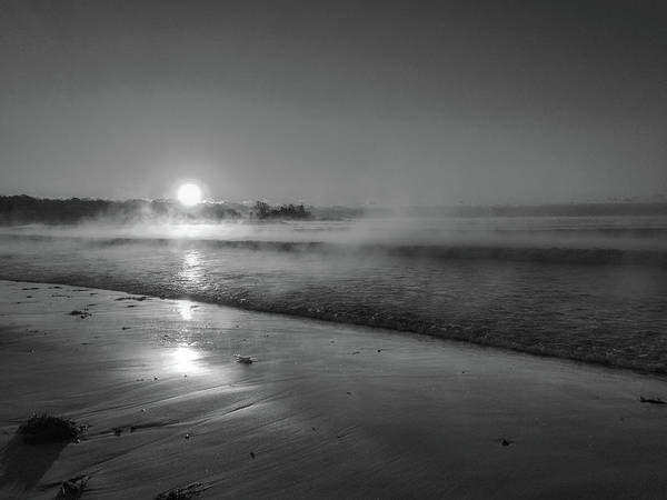 Photograph - Sea Smoke by Samuel M Purvis III