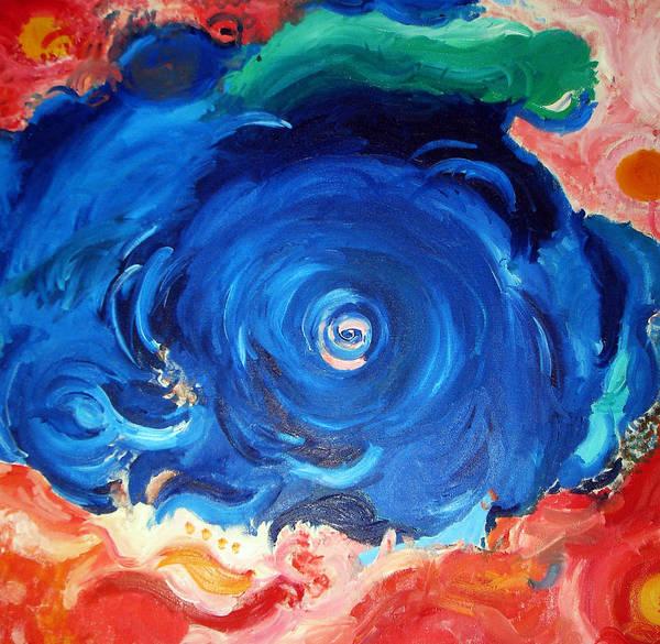 Painting - Sea Soul by Nicki La Rosa