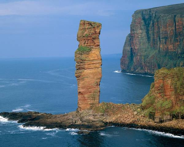 Wall Art - Photograph - Sea Stack by Michael Marten