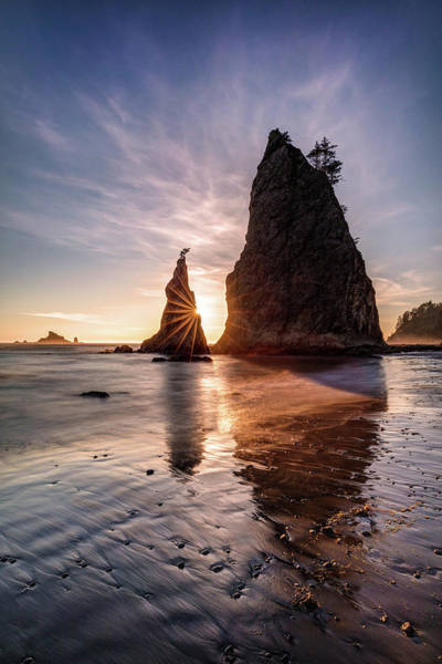 Photograph - Sea Stacks Of Rialto Beach by Pierre Leclerc Photography