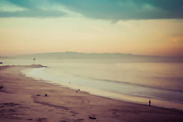 Photograph - Seabright Dream by Lora Lee Chapman