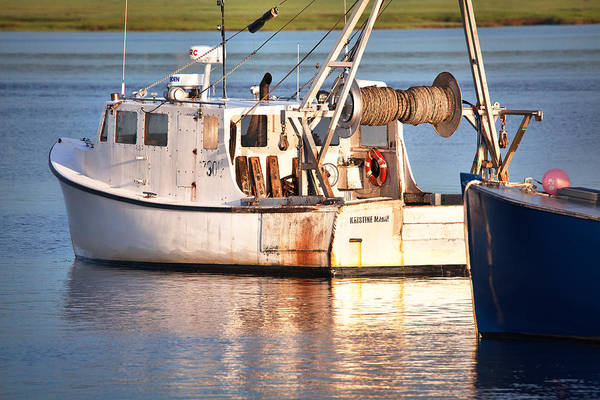 Wall Art - Photograph - Seabrook Harbor by Eric Gendron