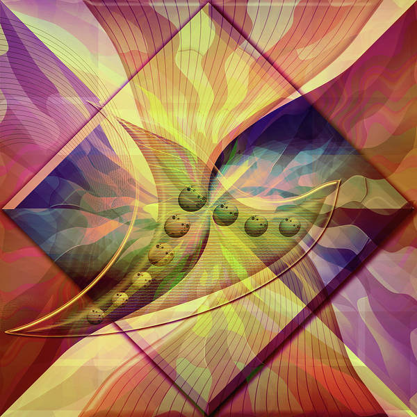 Fish Eggs Digital Art - Seadream by Andy Young