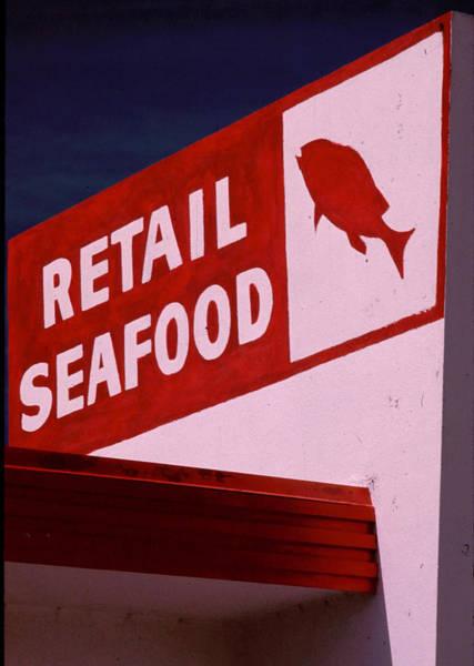 Wall Art - Photograph - Seafood by Michael L Kimble