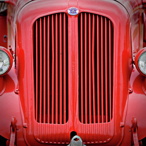 Photograph - Seagrave by Bud Simpson
