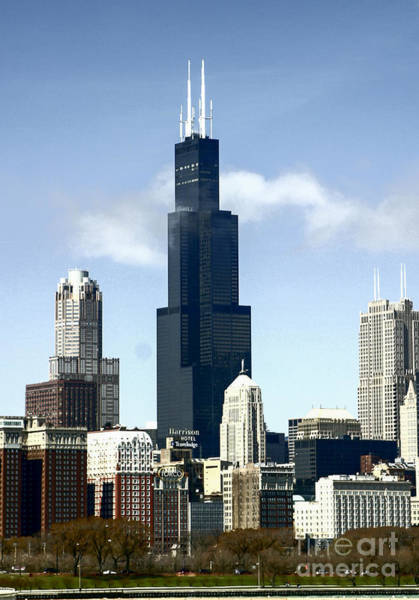 Photograph - Sears Tower by Ricky L Jones
