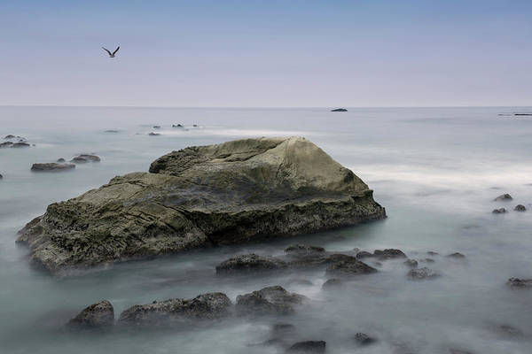 Wall Art - Photograph - Seascape 6266 by Don Spenner