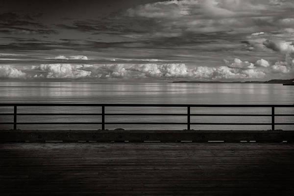 Photograph - Seascape by Bud Simpson