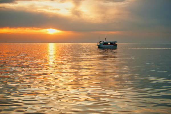 Photograph - Seascape by Gouzel -