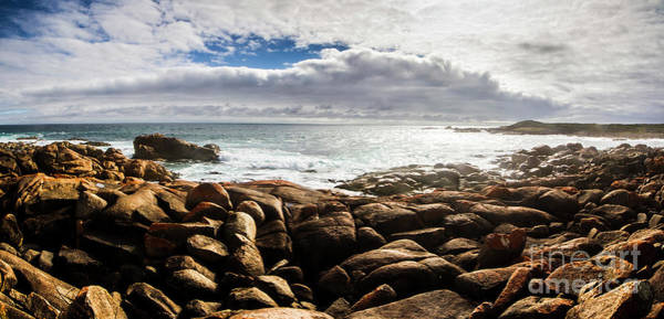 Untouched Wall Art - Photograph - Seascape In Harmony by Jorgo Photography - Wall Art Gallery