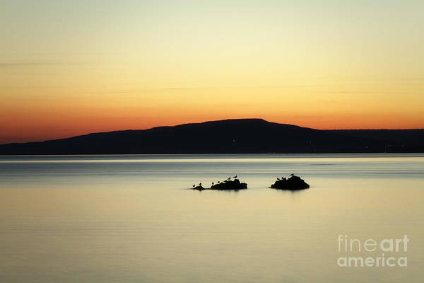 Photograph - Seascape - Sea Sunset by Dimitar Hristov