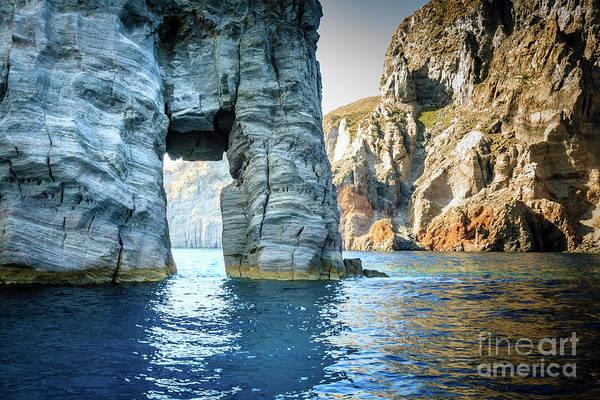 Photograph - Seascapes 1 by Arnaldo Tarsetti