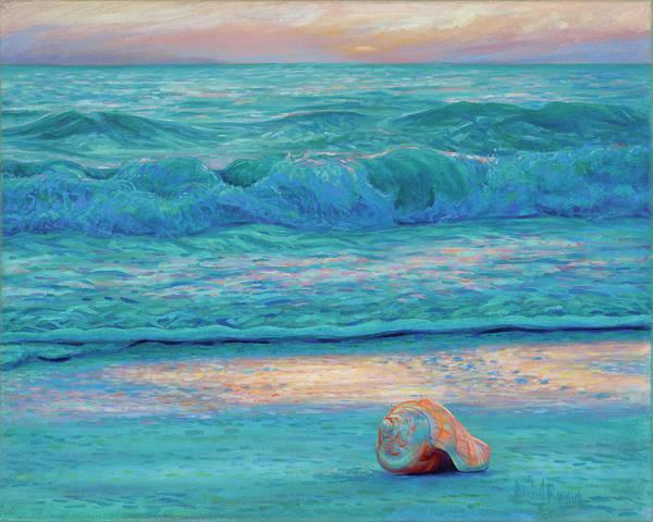 Painting - Seashell Confetti by Rachel Ramm Woodward