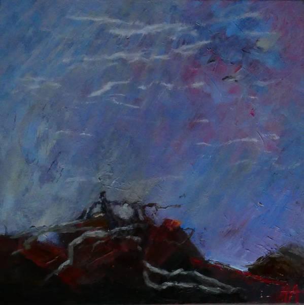 Painting - Seashore by Irena Jablonski