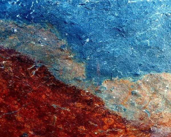 Photograph - Seashore Abstract by Patricia Strand