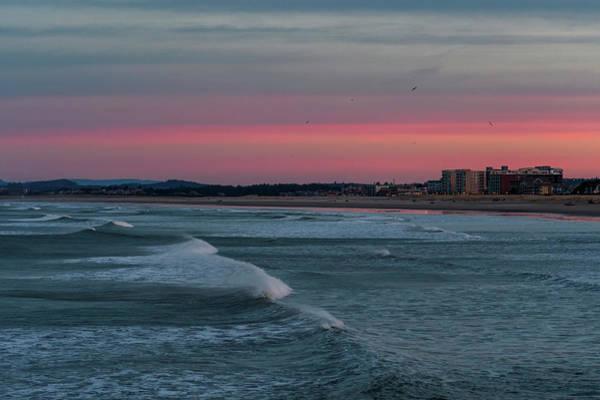 Photograph - Seaside Beach Dawn by Robert Potts