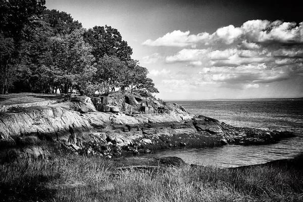 Photograph - Seaside Cliffs by Jessica Jenney