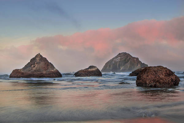Wall Art - Photograph - Seaside Reflections by Andrew Soundarajan