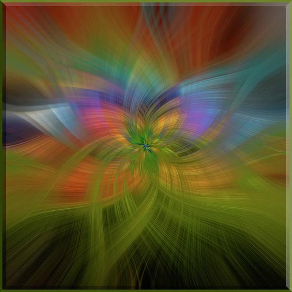 Digital Art - Seasons Change Pl1 by Mark Myhaver