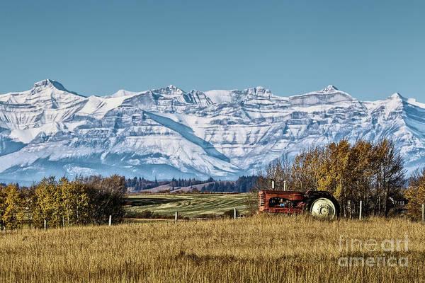 Photograph - Season's End by Brad Allen Fine Art
