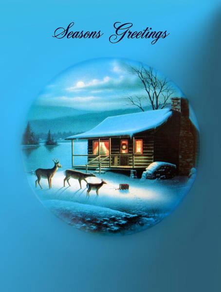 Photograph - Seasons Greetings by Kristin Elmquist
