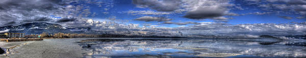 Photograph - Seasons Panorama by Lee Santa