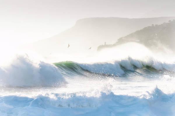Photograph - Sea Storm by Giovanni Allievi