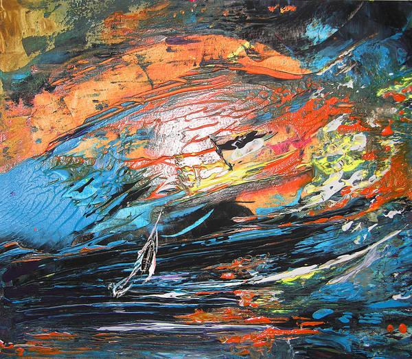 Painting - Seastorm by Miki De Goodaboom