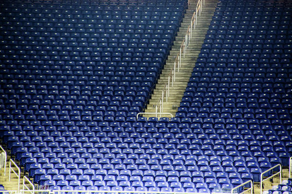 Photograph - Seats At Ford Field by Randy J Heath