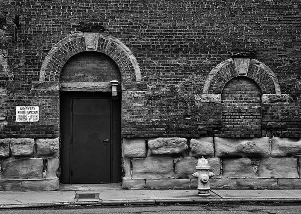 Wall Art - Photograph - Seattle - Georgetown Facade by Ed Thune