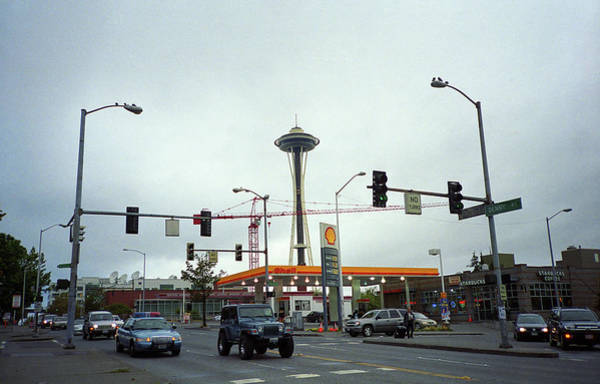 Photograph - Seattle - North End by Frank Romeo