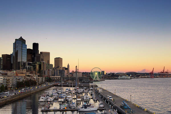 Pier 66 Photograph - Seattle Pier 66 by Stephanie McDowell