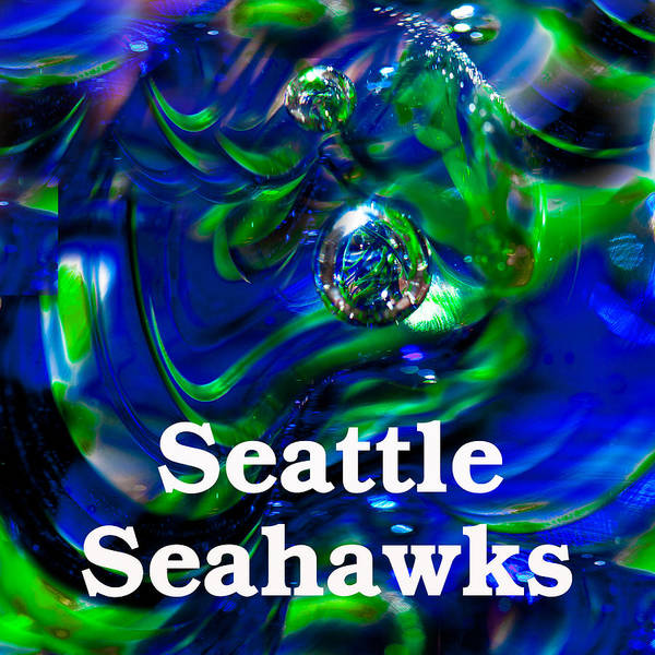 Photograph - Seattle Seahawks by David Patterson