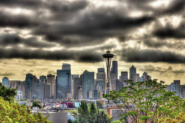 Photograph - Seattle Washington by David Patterson