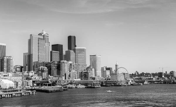 Wall Art - Photograph - Seattle Waterfront by Stephanie McDowell