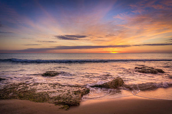 Photograph - Seaview Sunrise. by Gary Gillette