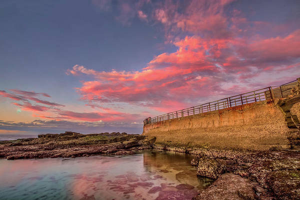 Wall Art - Photograph - Seawall by Peter Tellone