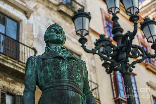 Photograph - Sebastian Francisco De Miranda Y Rodriguez De Espinoza Cadiz Spain by Pablo Avanzini