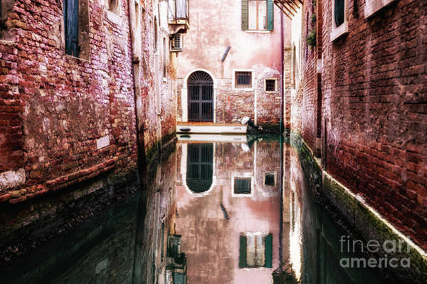Photograph - Secluded Venice by Miles Whittingham