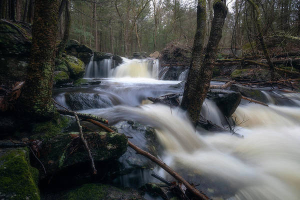 Photograph - Secluded Waterfall 2 by Brian Hale