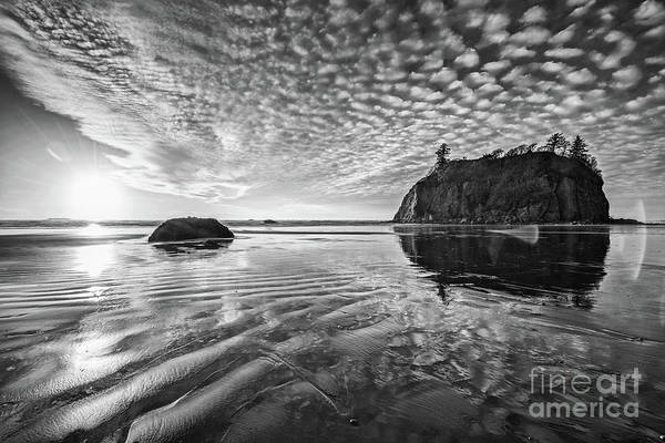 Wall Art - Photograph - Second Beach Mirror by Jamie Pham
