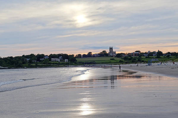 Newport Beach Photograph - Second Beach Newport Ri by Toby McGuire