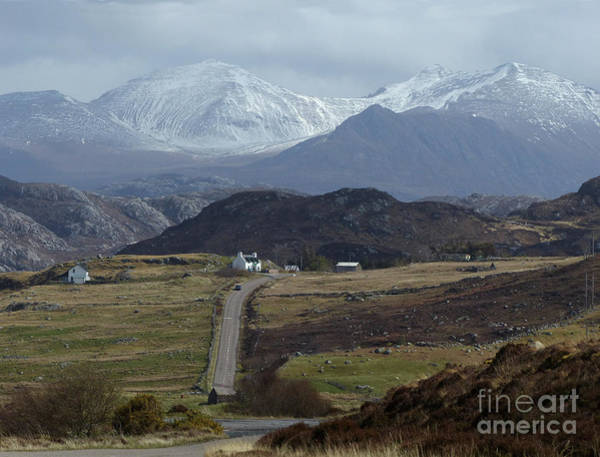 Photograph - An Teallach - Wester Ross by Phil Banks