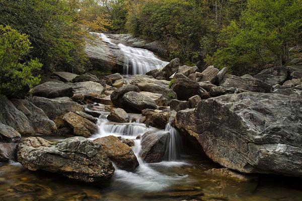 Blue Ridge Parkway Wall Art - Photograph - Second Falls - Blue Ridge Falls by Andrew Soundarajan
