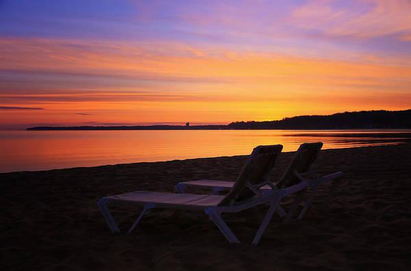 Photograph - Seconds Till Sunrise by Rachel Cohen