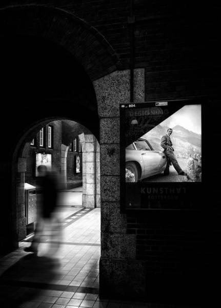 Person Wall Art - Photograph - Secret Agent. by Greetje Van Son