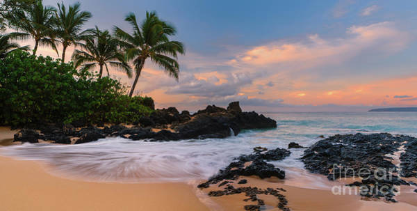 Meijer Wall Art - Photograph - Secret Beach - Maui - Hawaii by Henk Meijer Photography